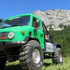 Axial SCX10 II, UMG10, Unimog