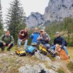 Ausfahrt Grüner See [Steiermark], 10.10.2021